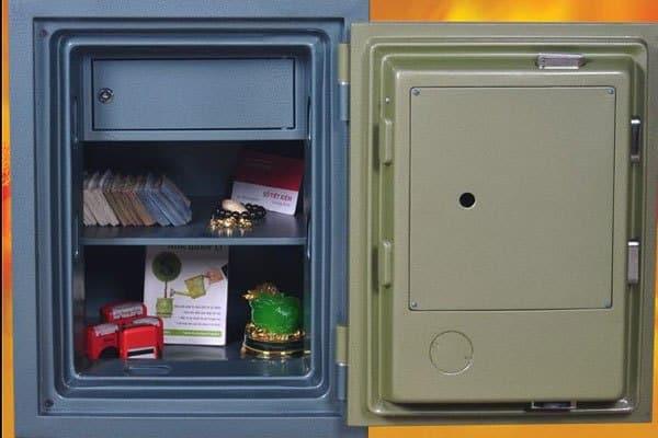 Các loại két sắt chống trộm