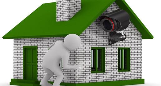 Lắp đặt hệ thống camera an ninh - mẹo vặt chống trộm