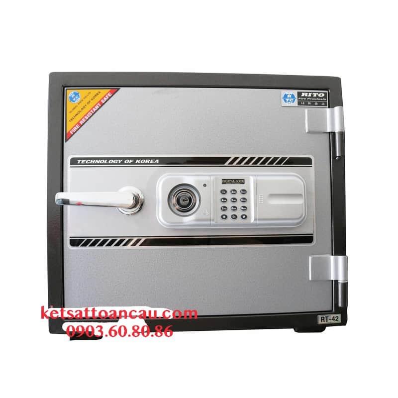 Két sắt RITO RT42-H ( Khóa điện tử hàn quốc- thép dày 1mm) 23