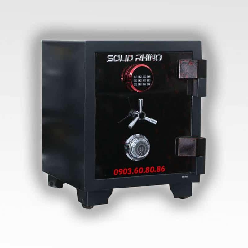 Két Sắt Xuất Khẩu SoLid SR60Đ-CE (khoá cơ và khoá điện tử) 4