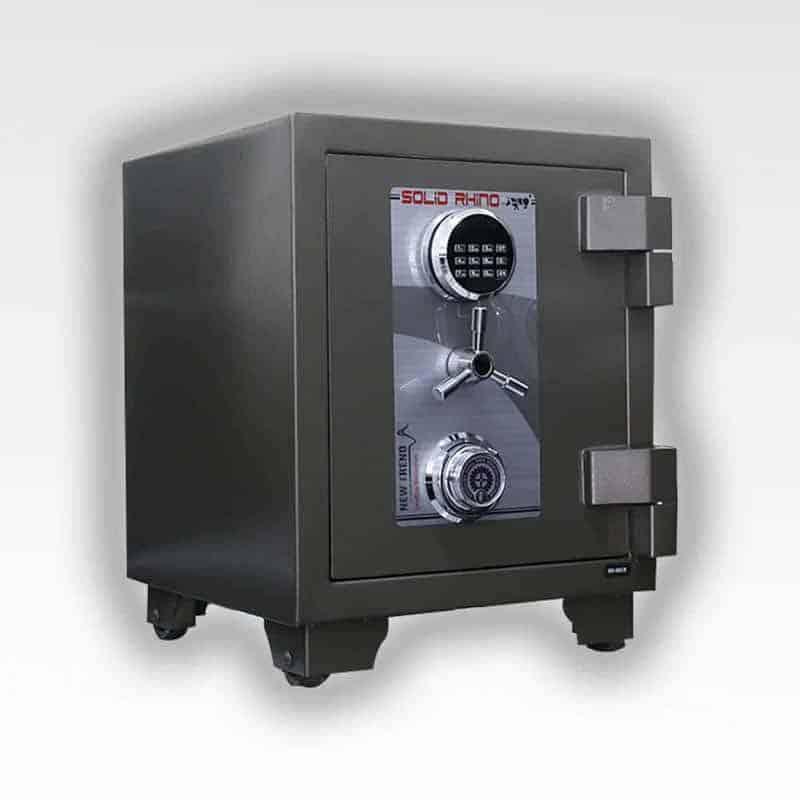 Két Sắt Xuất Khẩu SoLid SR60T-CE (khoá cơ và khoá điện tử) 1
