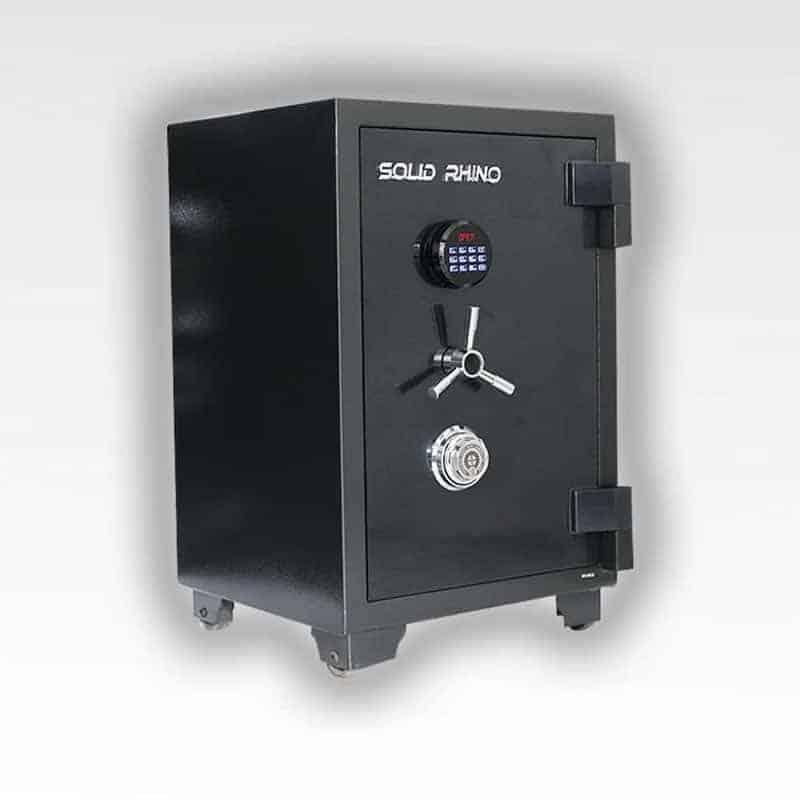 Két Sắt Xuất Khẩu SoLid SR80X-CE (khoá cơ và khoá điện tử) 2