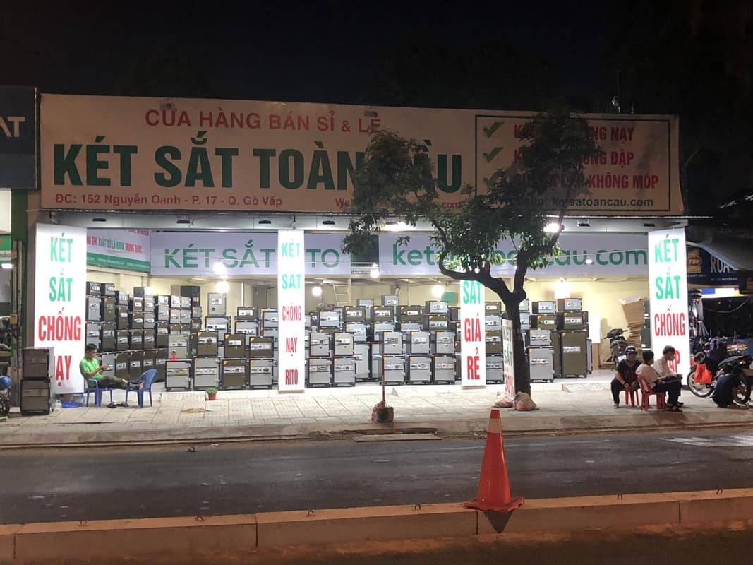 152 Nguyễn Oanh Phường 17 Quận Gò Vấp 8